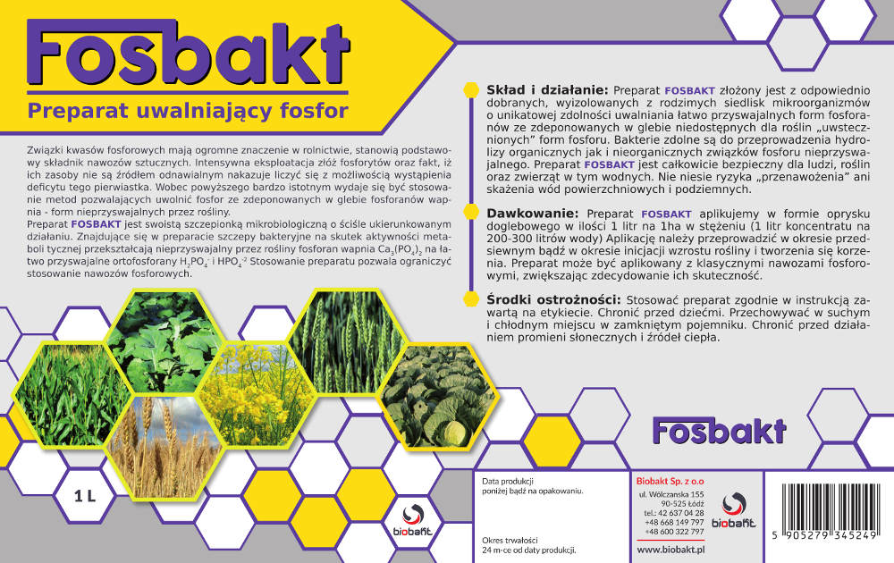 Etykieta Fosbakt